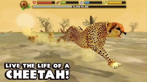 终极猎豹模拟器破解版