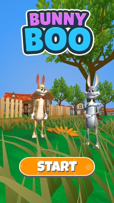 小兔子跑酷3D破解版