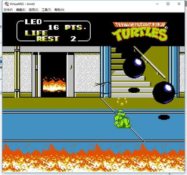 忍者神龟2无限体力版
