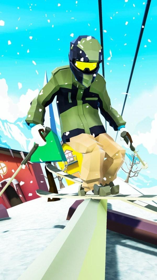 滑雪激斗赛最新版