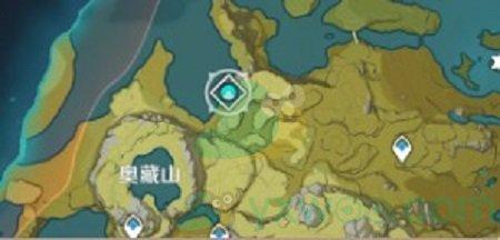 《原神》岩牢秘境位置介绍
