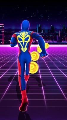 超凡蜘蛛侠跑酷