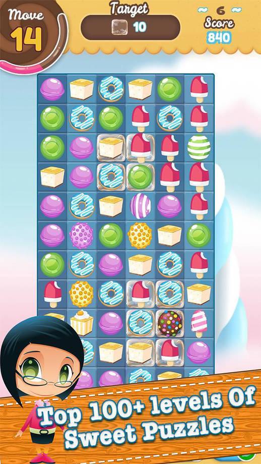 糖果甜果爆炸无限道具版