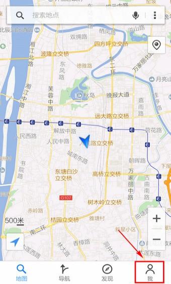 腾讯地图精准导航