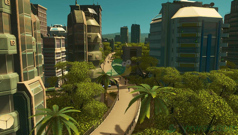 Epic喜加一《城市:天际线》免费领取地址
