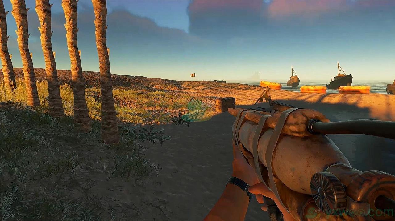 Epic12月29日喜加一《荒岛求生》免费领取地址