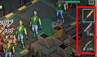 《像素危城》切换武器方法介绍