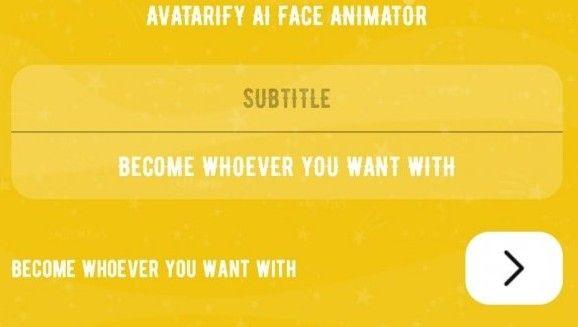 《avatarify》注册方法