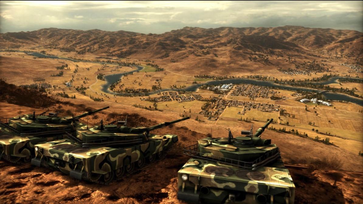 Epic喜加一《Wargame: Red Dragon》免费领取地址