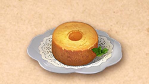 《明日之后》甜橙戚风蛋糕制作方法
