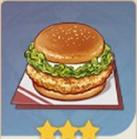 《原神》脆脆鸡腿堡食谱获得方法