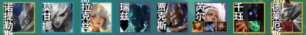 《云顶之弈》S5秘术铁甲骑士阵容攻略