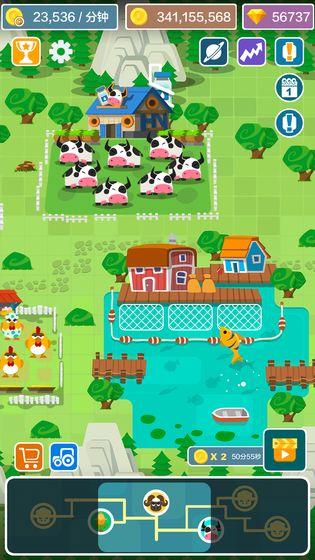 qq飞车农场兑换_嗨农场手机游戏下载_嗨农场安卓手机版下载v1.0.1_游戏窝