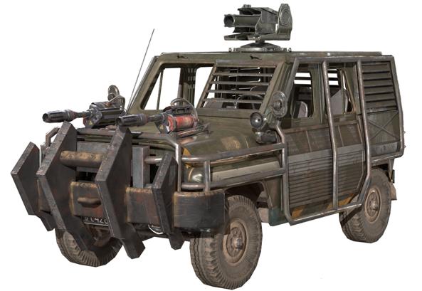 《和平精英》火力对决2.0载具大全