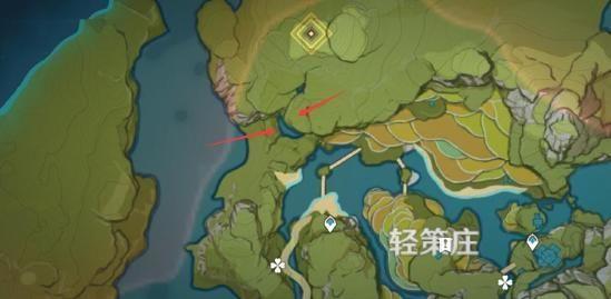 《原神》岩尊像位置介绍