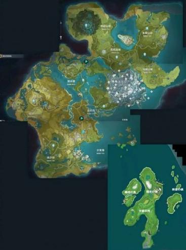 《原神》1.4稻妻城位置介绍