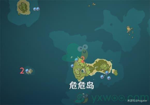 《原神》群岛海灵芝位置汇总介绍